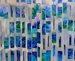 Dialogue à l'oeuvre «Les Nymphéas» de Monet